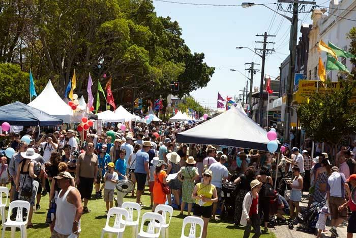 Crowd at Rozelle Village Fair.jpg
