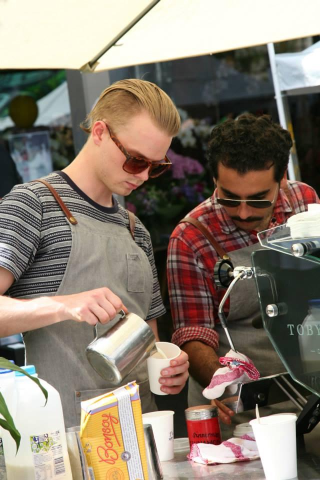 Great coffee at Rozelle Village Fair.jpg