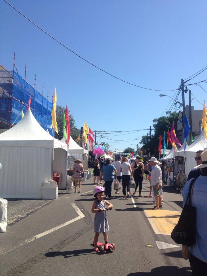 Rozelle Village Fair 12 2014.jpg