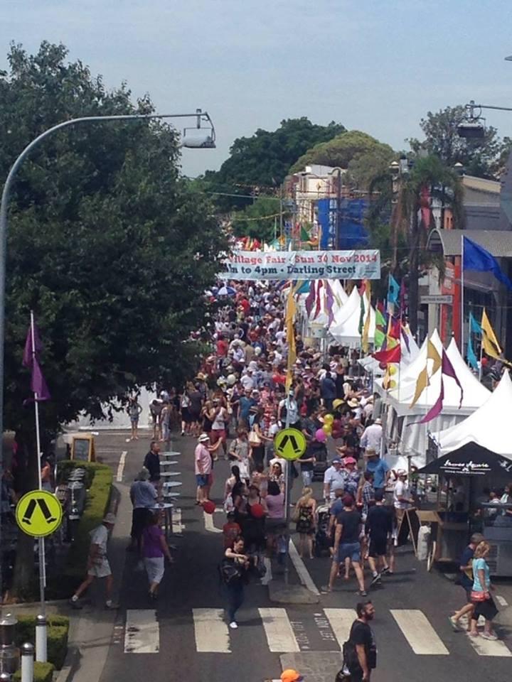 Rozelle Village Fair 2014 7.jpg