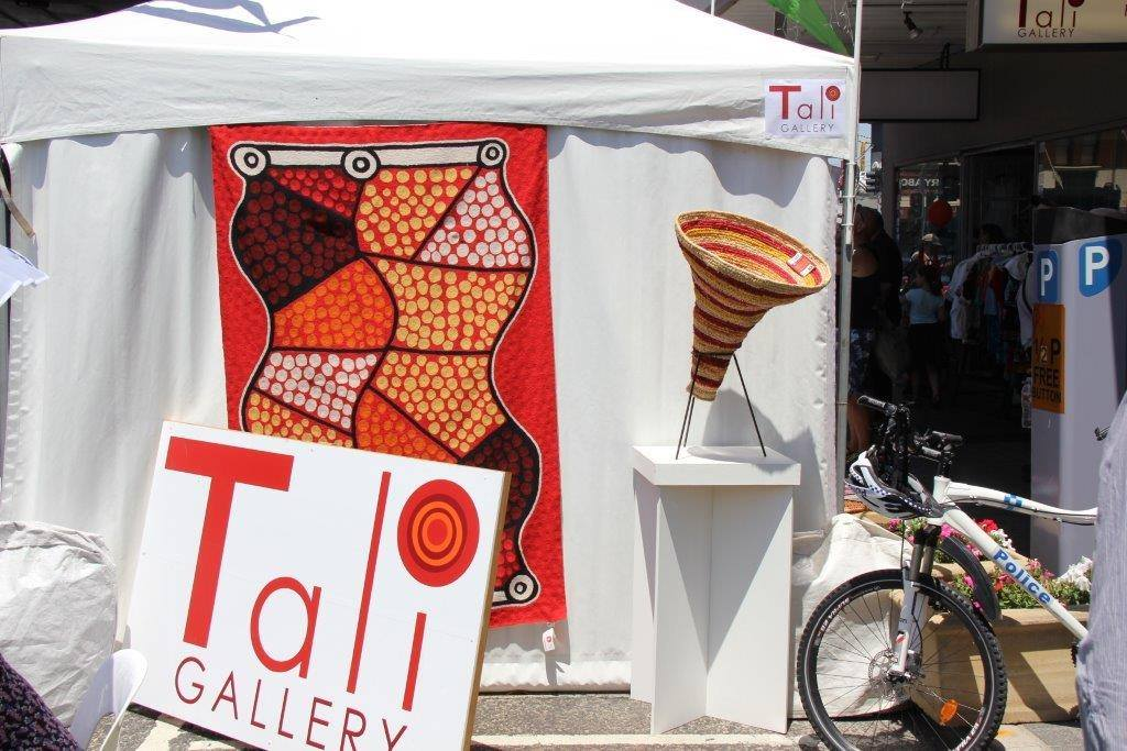 Tali Gallery Rozelle Village Fair.jpg