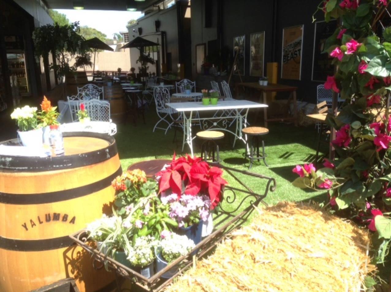 The Sackville Hotel Pop up WineBar 2014 Village Fair Rozelle.jpg