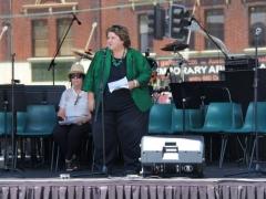Mayor Rochelle Porteous at the Rozelle Village Fair.jpg