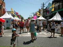 Rozelle Village Fair Darling Street.jpg