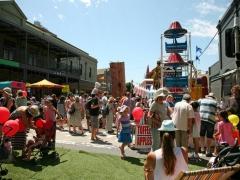 Street Entertainment at Rozelle Village Fair.jpg
