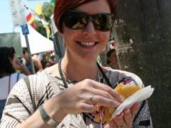 Susie Wyatt at Rozelle Village Fair - Copy.jpg