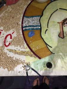 Mosaic Workshop at Sydney School of Mosaics in Rozelle 1